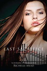 Last Sacrifice par Richelle Mead