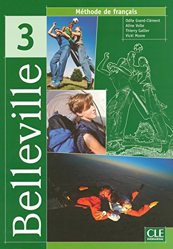 Belleville 3 - Livre de l'élève