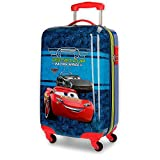 Disney Racing Series Bagage enfant, 55 cm, 33 liters, Bleu (Azul)
