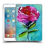 Head Case Designs Offizielle Mai Autumn Pfingstrose 2 Bluete Blumig Soft Gel Hülle für iPad Pro 9.7 (2016)