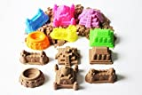 Orange Idea Fun Kinetic Sand 250gms with...