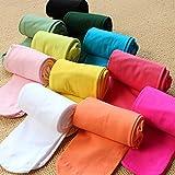 ZYTAN Calcetines, Leotardos, medias, calcetines para bebés, calcetines blancos,verde,No tamaño 2 pares
