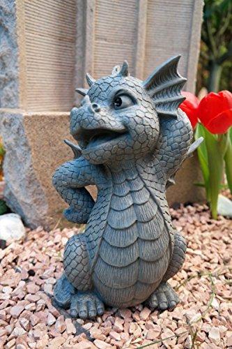Figure de jardin Dragon \\