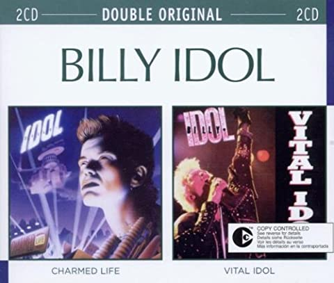 Double original (2CD) : Charmed Life / Vital Idol [Import anglais]