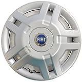 Original Fiat 38,1cm Radkappe für Fiat Ducato Wohnmobil oder Van Blau Logo Single
