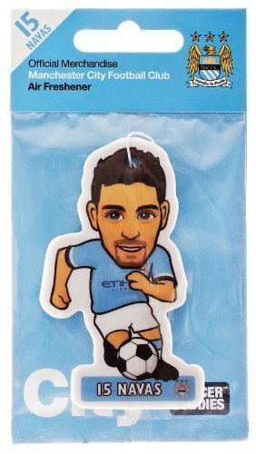 football-gift-manchester-city-jesus-navas-car-air-freshener-officially-licensed-soccerbuddies-man-ci