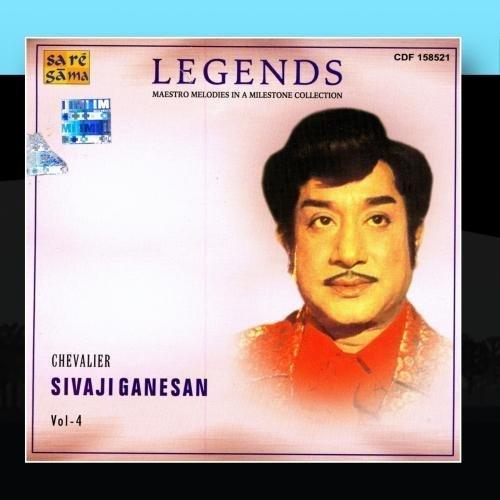 Legends Nadikar Thilakam Sivaji Ganesan - Vol1