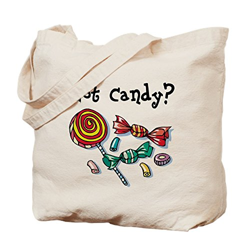 CafePress Got Halloween Candy Tote Bag, canvas, khaki, S