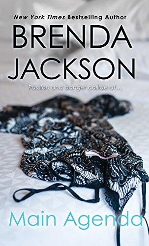 Main Agenda (English Edition) eBook: Brenda Jackson: Amazon ...