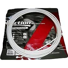 Funda Color Blanco para Cable de Freno de Bicicleta 7.5m ASHIMA MTB Road 3509bl
