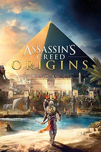 Assassin's Creed Poster Origins Cover (61cm x 91,5cm)