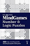 The Times Mind Games Number and Logic Puzzles Book 1