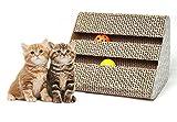 Ayuboom Griffoir avec herbe à chat et balle à grelot inclus