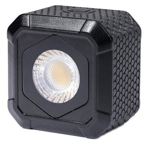 Lume Cube Air - Iluminación LED Mini para Smartphone, cámara, Drone y GoPro, Color Negro