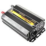 ZREAL Wechselrichter Modifizierter Sinus 750 1500W Spannungswandler 12V 220V Inverter Modifizierter Sine Wave
