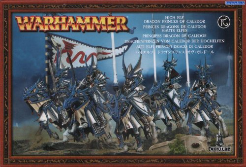 Games Workshop Warhammer Princes Dragons Caledor