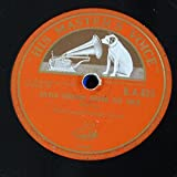 78rpm JOHN McCORMACK silver threads among the gold / when you & I were young maggie