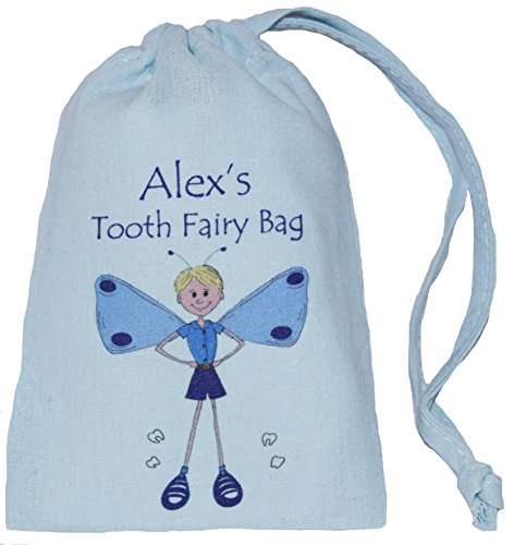 personalised-blue-tooth-fairy-bag-tiny-drawstring-cotton-bag