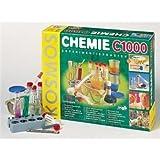 Kosmos 644017 - Experimentierkasten: Chemie C1000