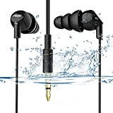 Aerb Waterproof Earphones for Swimming - IPX8 Standard