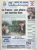 parisien le no 14210 du 18 05 1990 economie la france une affaire qui marche bien paris les inconnus vont fare un malheur tf1 dit non a al tele delation vivre dans le 7eme arrondissement echecs joel lautier 16 ans je veux battre ka