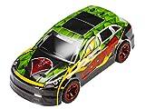Revell Control RC Car mit 4WD Allradantrieb, ferngesteuertes Schnelles Auto mit 2,4 GHz Pistolenfernsteuerung, Robustes Chassis, Griffige on-Road-Reifen, Batteriebetrieben - Racing Car COOBRA 24619