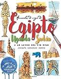 Egipto, Uganda y Sudan. A lo largo del rio Nilo: Acuarelas de Viaje