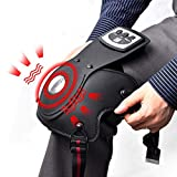 Digital Spine Professional Knee Massager Care For Pain Relief With Vibration & Heat