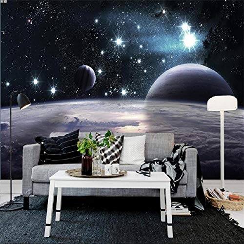 smic Sky Decke Thema Wandbild Schlafzimmer Sofa Bar Ktv Hintergrundbild 3D Wallpaper C ()