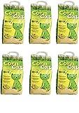 CORN CAT CC1 72lt Tecno innovativa Sabbia lettiera Biologico con materie di Origine vegetale Molto delicati per i Gatti