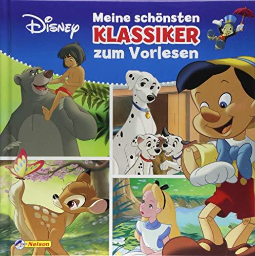 dschungelbuch buch Disney: Meine schönsten Klassiker zum Vorlesen (Disney Klassiker)