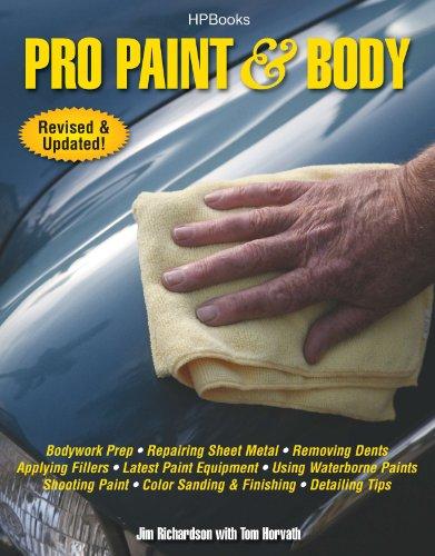 Pro Paint & Body HP1563 (English Edition)