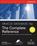 Oracle Database 10g The Complete Reference (Oracle Press)