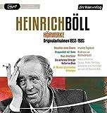 Hörwerke: Originalaufnahmen 1952-1985 - Heinrich Böll
