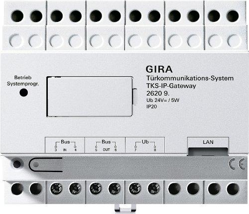 Preisvergleich Produktbild Gira 262097 TKS-IP-Gateway 5 Lizenzen