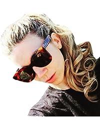 Btruely Herren_Gafas Sol Polarizadas UV400 Gafas de Sol Polarizadas PC de Moda para Conducción Pesca Esquiar Golf Aire Libre para Mujer y Hombre Unisex (C2)