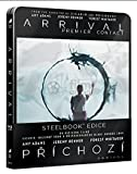 ARRIVAL Steelbook™ Limited Collector's Edition + Gift Steelbook's™ foil Region Free