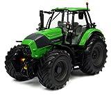 Universal Hobbies 4125 - Sammlermodell Deutz-Fahr Agrotron 7250 TTv Traktor 1/32 aus Metall