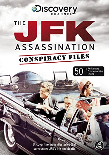The JFK Assassination: 50th Anniversary Edition [DVD] [Edizione: Regno Unito]