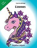 Licorne coloriage: Licornes: Le petit livre de coloriage, Licorne,  Coloriage magique, Livre de coloriage de licorne, licorne magique