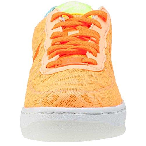 Nike Air Force 1 07 Prm, Sandales Compensées femme Orange