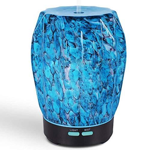 XIAYU 3D Duftende Öl-Diffusor LED Night Light 100Ml Cool Mist Ultraschall Essentiellen Öl-Diffusor-Befeuchter Mit 7 Farbwechsel