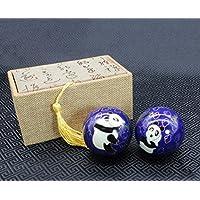 Chinesisches Traditionelles Fitness Ball Cloisonne Filigrane Emaille Dekompression Handball Geschenkbox,5 preisvergleich bei billige-tabletten.eu