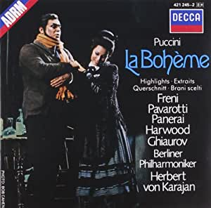 Puccini: La Bohème (Auszüge)