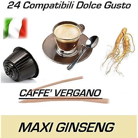 Cápsulas compatibles con Nescafè Dolce Gusto®, Cápsulas de Caffè Vergano Mezcla