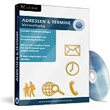 Adressen und Termine - CRM Verwaltung Software