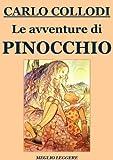 Le Avventure di Pinocchio (edizione illustrata)