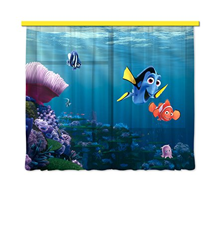 Ag design tenda fcc xl 6323 cameretta disney nemo