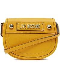 f36e0c70f7 Amazon.it: borse LOVE MOSCHINO - Giallo / Donna / Borse: Scarpe e borse