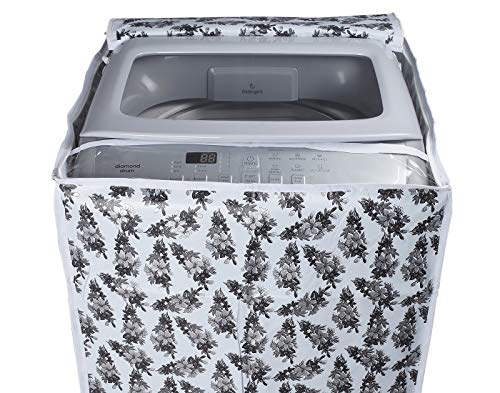 Classic P-Tek Top Load Washing Machine Cover (6.2 Kg to 7.5 Kg, Assorted)